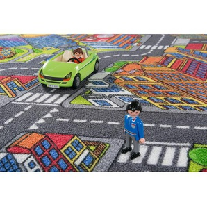 Tapis enfant Big City
