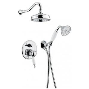 kit complet pour la douche termostatique Bugnatese oxford 6364   Chromé - BUGNATESE RUBINETTERIA