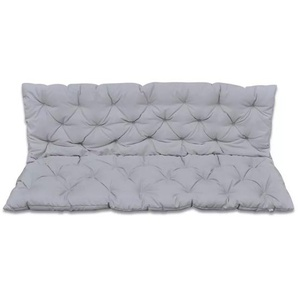 Coussin gris pour balancelle 150 cm
