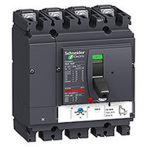 Nsx160F Tm160D 4P3D Disjoncteur Compact - Lv430640 - SCHNEIDER