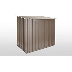 Armoire métallique Iving 3.17m2 - Garantie 10 ans - 213x149x194 cm - HOGGAR
