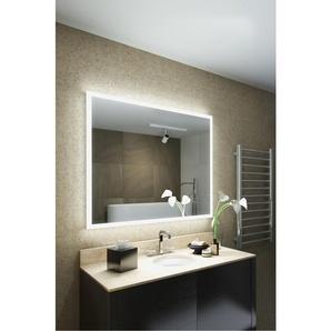 Diamond x Miroir RGB Rasoir Audio avec Bluetooth, Anti-buée,Capteur K452i - multi-couleuraud - DIAMOND X COLLECTION