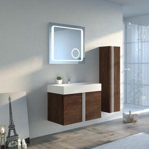 Meuble salle de bain BOREAL 800