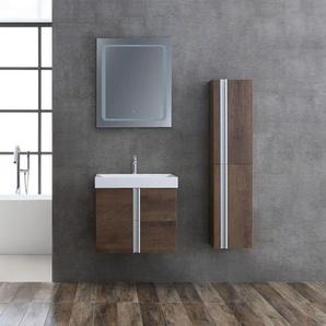 Meuble de salle de bain BOREAL 600 - DISTRIBAIN