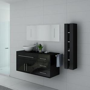 Meubles salle de bain AREZZO N Noir