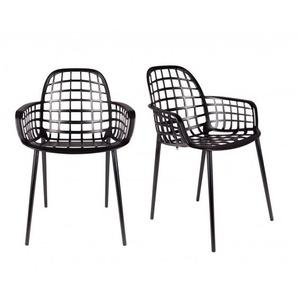 2 chaises Albert Kuip de jardin