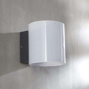 LED Applique Exterieur Fietja en verre - LAMPENWELT