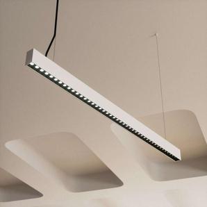 Suspension LED de bureau dimmable Ernestine