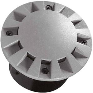 Spot encastrable Spécial Beton ROGER 1W LED integrés IP66 Blanc Froid extérieur KANLUX - 7280