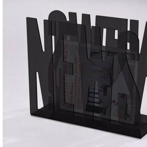 Porte-revues design news en acrylic