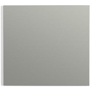 Saniclass Alu Miroir 75x70x2.5cm rectangulaire sans éclairage aluminium 3872-75