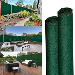 Brise vue haute densité vert 1,5 x 10 m 300 gr/m² qualité pro - PROBACHE
