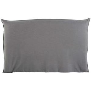 Housse de tête de lit 180 gris perle Soft