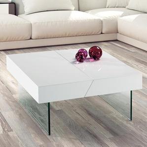 Table basse design avec coffre SERENA