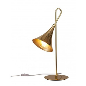 Lampe de table Jazz couleur or