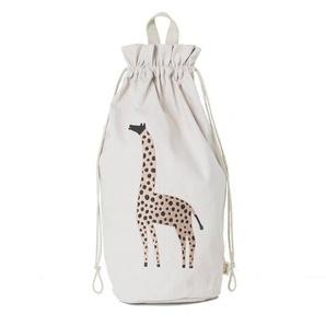 Ferm Living Sac de Rangement Safari - Girafe