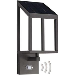 Lucande Timeo applique dextérieur solaire LED