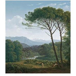 Papier peint panoramique - Tosca
