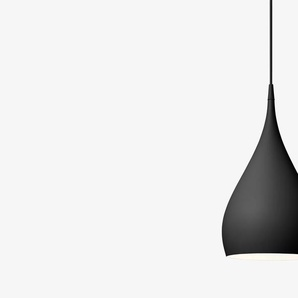 andTRADITION Spinning Pendant BH1 - suspension - noir mat
