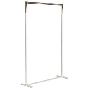 FROST Bukto - Portemanteau 100cm - blanc-or/PxHxP 102,8x150x30cm