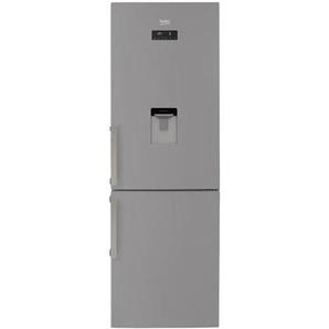Réfrigérateur Combiné Beko RCNA365DS - 313 litres Classe A+ Argent
