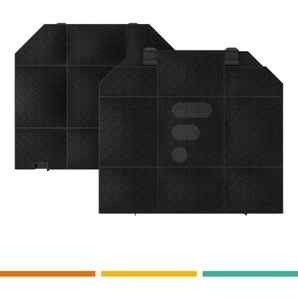 FC01 - Filtre à charbon compatible hotte Aeg EFF72 9029793636