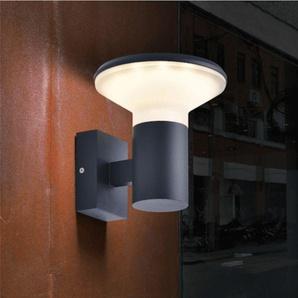 Applique LED 12W - Feng Shui - Noir - KOSILUM