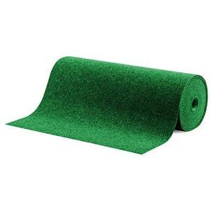 casa pura Moquette dextérieur Spring Vert au mètre | Tapis Type Gazon Artificiel - pour Jardin, terrasse, Balcon etc. | revêtement de Sol Outdoor | 2000x200cm