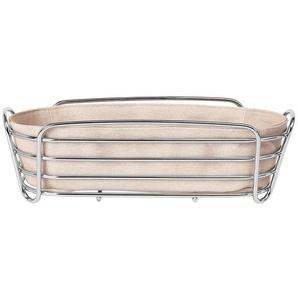 Blomus Delara - Corbeille à pain - poussière de rose/LxPxH 32x14x9cm