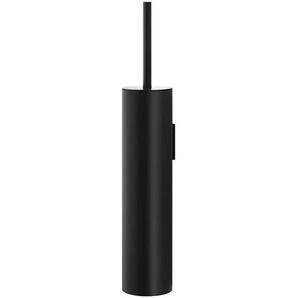 Decor Walther Mikado MK WBG - Set de porte-brosse mural - noir/mat/H 40cm / Ø 7cm