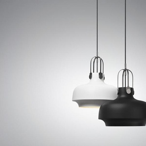 andTRADITION SC6 Copenhagen Pendant - suspension - noir mat