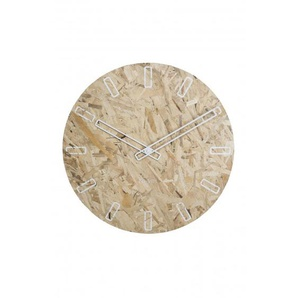 Grande horloge design OSB TIME