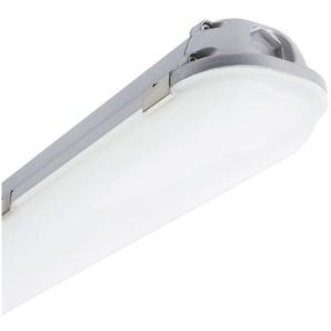 Réglette Étanche LED Intégré Aluminium 1200mm 40W Blanc Neutre 4000K - 4500K - Blanc Neutre 4000K - 4500K  - LEDKIA