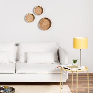 Tapis Sisal avec bordure Crème 240x340 cm - Tapis nature