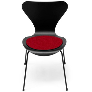 Hey-Sign Coussin dassise pour Jacobsen Serie 7 - 11 rouge