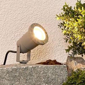 Tomislav - lampe sur piquet en gris