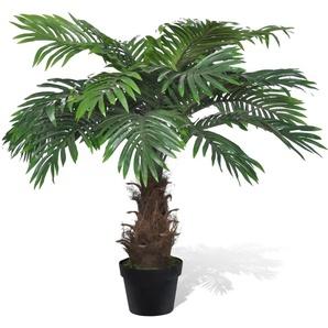 Palmier cycus artificiel avec pot 80 cm