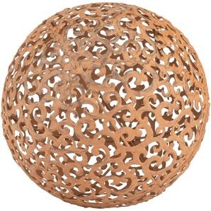 Boule décorative en métal (plusieurs tailles)