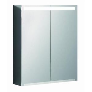 Sphinx Option armoire de toilette 60x70x15cm avec 2 portes blanc s8m15122000