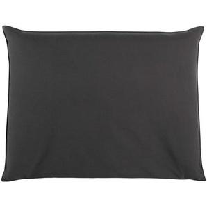 Housse de tête de lit 140 anthracite Soft
