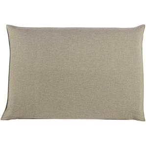 Housse de tête de lit 160 beige Soft