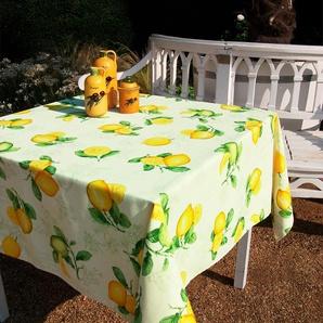Linge de table provençal, Linge de table, 155 x 155 cm, polyester