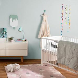 Tapis enfant Juno Rose 160x230 cm - Tapis pour chambre denfants/bébé