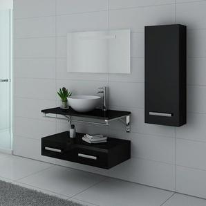 Meubles salle de bain VIRTUOSE Noir