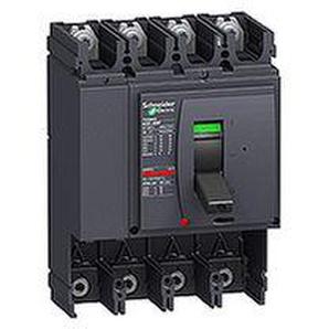 Nsx400L 4P Sans Declencheur Disjoncteur Compact - Lv432410 - SCHNEIDER