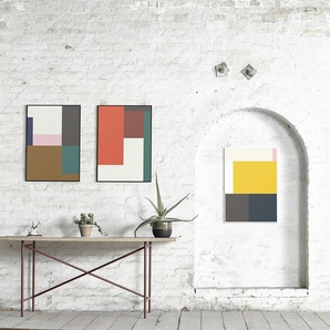 Paper Collective Wrong Geometry Poster - 50 x 70 cm - Wrong Geometry - 03