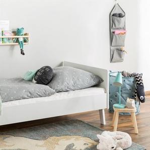 Tapis enfant Justin Unicorn Bleu 120x170 cm - Tapis pour chambre denfants/bébé