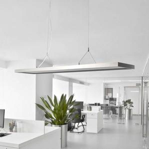 Suspension LED de bureau Dorean, intens. variable