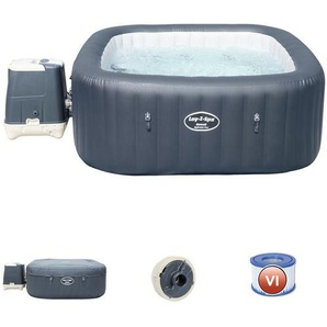 Spa Hinchable Bestway Lay- Z-Spa Hawaii HydroJet Pro Para 4-6 personas Cuadrado - 54138