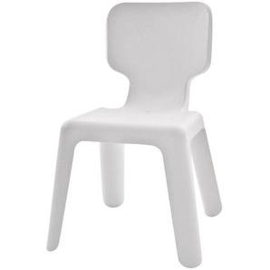 Magis Me Too Alma - Chaise Enfants - blanc/polypropylène